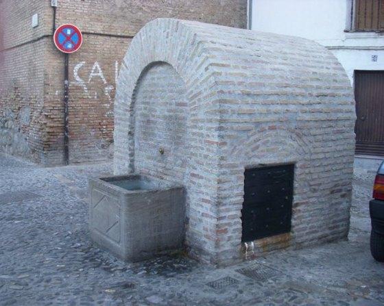ALBAYZÍN Aljibe de la Plaza del Abad 1